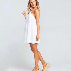 NWT~ SHOW ME YOUR MUMU Lexington Mini Dress
